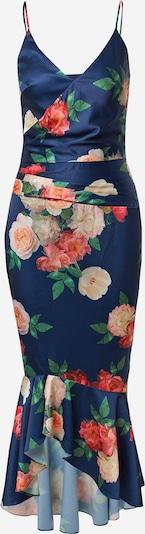 Chi Chi London Večernja haljina u mornarsko plava / žad / puder roza / crvena / lubenica roza, Pregled proizvoda