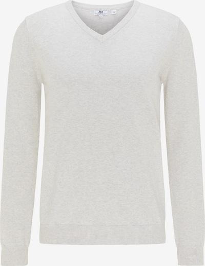 Mo ESSENTIALS Pullover in weiß, Produktansicht