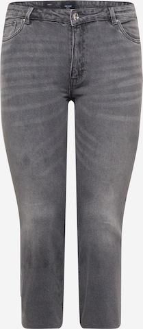 Vero Moda Curve Jeans 'BRENDA' in Grey