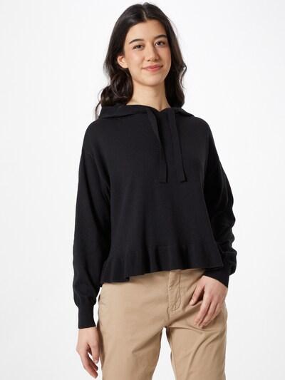 VERO MODA Pullover in schwarz: Frontalansicht