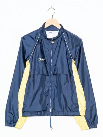 ASICS Sportjacke in XL in dunkelblau, Produktansicht