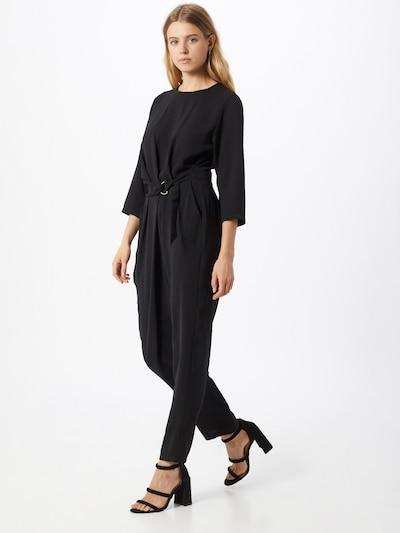 Molly BRACKEN Jumpsuit 'STAR' in de kleur Zwart, Modelweergave