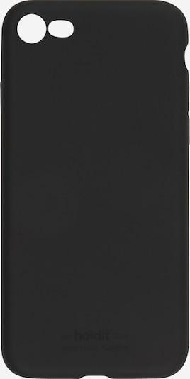 Holdit Smartphonehülle in schwarz, Produktansicht