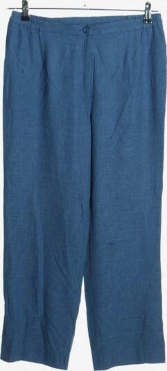 Atelier Creation Stoffhose in L in blau, Produktansicht