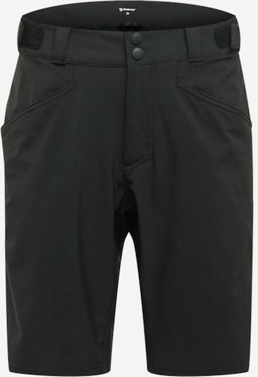 ZIENER Pantalón deportivo 'NIW X-FUNCTION' en negro, Vista del producto