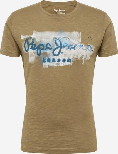 Pepe Jeans Tričko 'GOLDERS' - khaki, Produkt