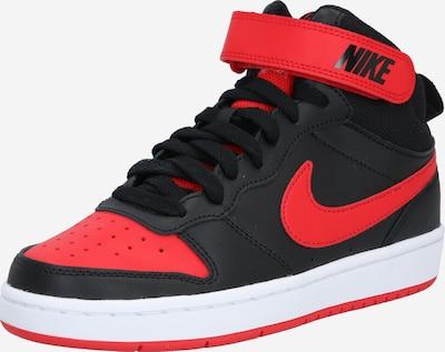 Nike Sportswear Sneaker in rot / schwarz, Produktansicht