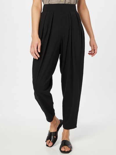 Max Mara Leisure Панталон с набор 'PIERA' в черно, Преглед на модела
