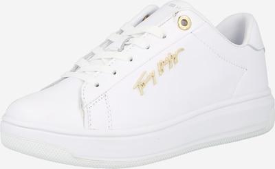 Sneaker bassa 'SIGNATURE' TOMMY HILFIGER di colore oro / bianco, Visualizzazione prodotti
