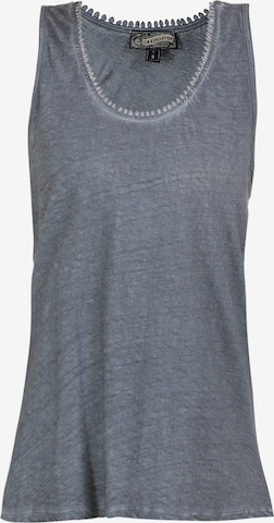 DreiMaster Vintage Top in Blauw