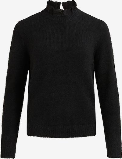 VILA Pullover in schwarz, Produktansicht