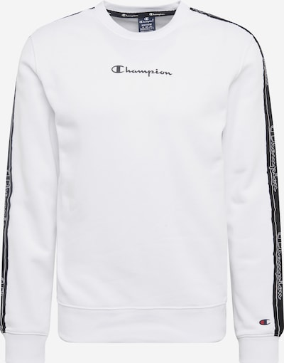 Champion Authentic Athletic Apparel Sweat-shirt en blanc, Vue avec produit