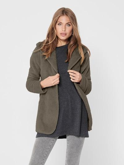 ONLY Mantel in khaki, Modelansicht