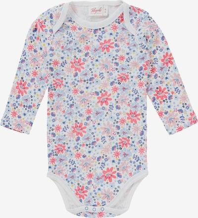 People Wear Organic Body in royalblau / hellblau / rosa / pitaya / weiß, Produktansicht