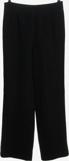 PIERRE CARDIN Stoffhose in M in schwarz, Produktansicht