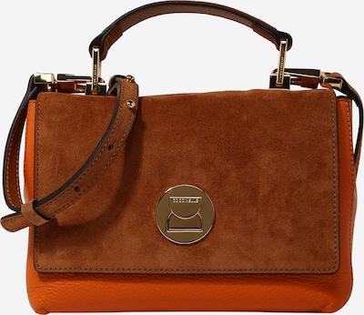 Coccinelle Ručna torbica 'Liya' u karamela / narančasta, Pregled proizvoda