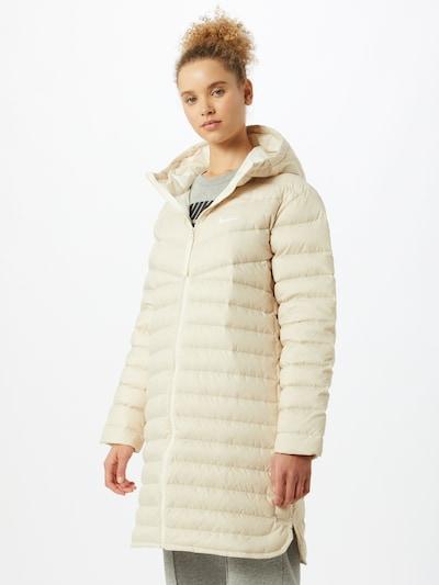 Nike Sportswear Funktionsfrakke i beige, Modelvisning