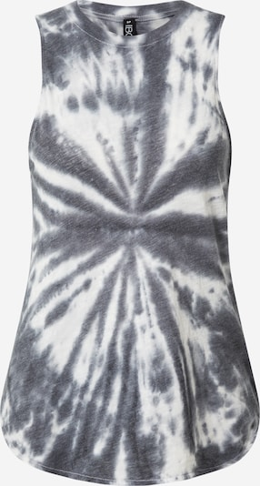 Cotton On Sports Top in mottled black / White, Item view