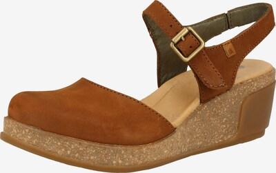 EL NATURALISTA Sandale in braun, Produktansicht