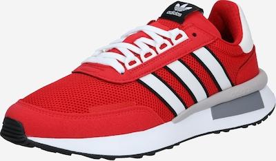 ADIDAS ORIGINALS Nízke tenisky 'Retroset' - červená / čierna / biela, Produkt