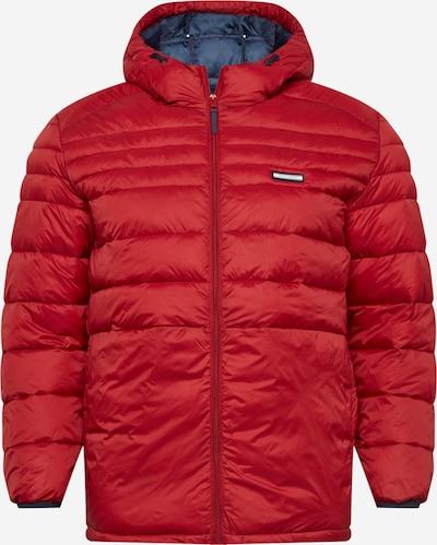 Jack & Jones Plus Prechodná bunda - červená, Produkt
