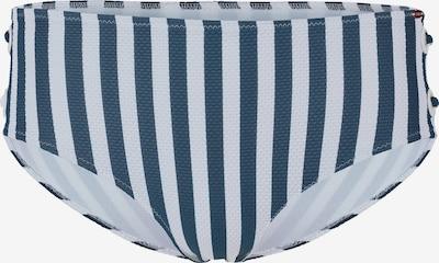 Skiny Bikinibroek in de kleur Nachtblauw / Wit, Productweergave