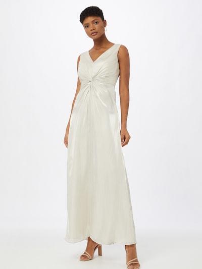 Rochie de seară Vera Mont pe alb perlă, Vizualizare model