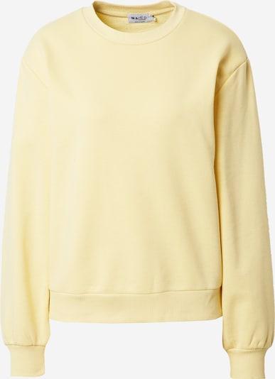 NA-KD Sweatshirt in gelb, Produktansicht