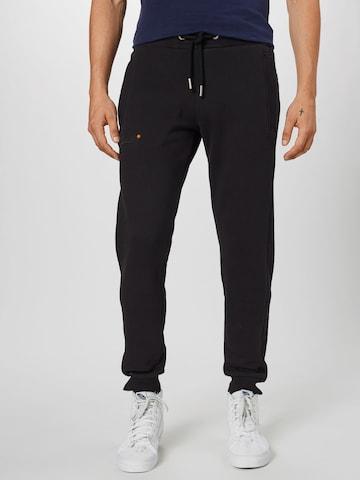 Pantaloni di Superdry in nero