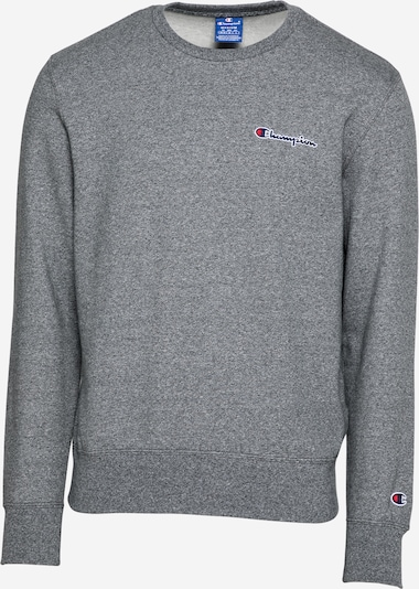 Champion Authentic Athletic Apparel Sweat-shirt en gris basalte, Vue avec produit