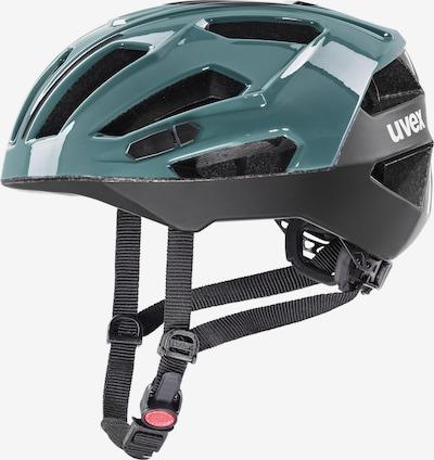 UVEX Fahrradhelm 'Gravel-X' in pastellblau, Produktansicht
