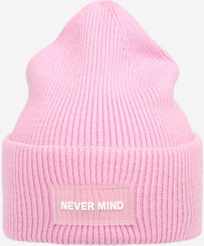 Little Pieces Mütze en pink, Vue avec produit