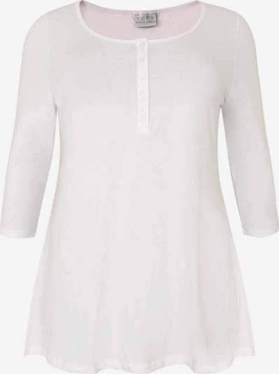 Yoek Shirt in weiß, Produktansicht