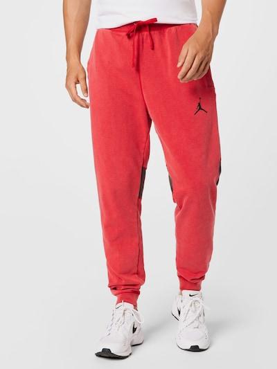 Pantaloni Jordan pe roșu, Vizualizare model