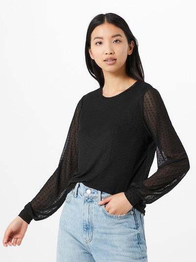 ONLY Bluse 'Luna' in schwarz, Modelansicht