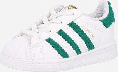 ADIDAS ORIGINALS Schuhe in grün / weiß, Produktansicht