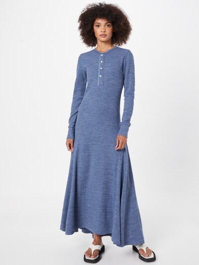 Polo Ralph Lauren Kleid 'ROWIE' in blaumeliert, Modelansicht