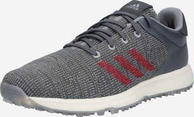adidas Golf Sportschoen 'S2G' in de kleur Grijs / Bourgogne, Productweergave