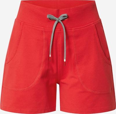 ESPRIT SPORT Pantalon de sport en rouge, Vue avec produit