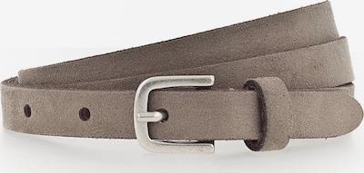 VANZETTI Gürtel in grau, Produktansicht