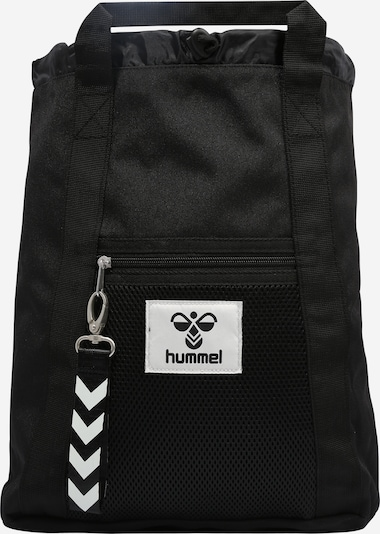 Hummel Backpack in black / white, Item view