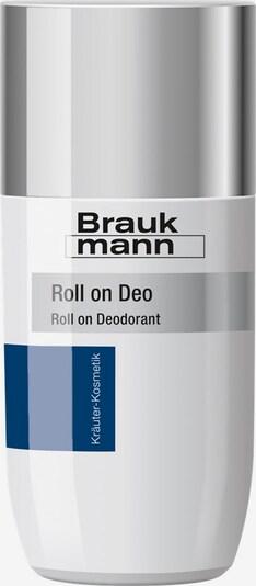 Hildegard Braukmann Deodorant Roll-On in silber / weiß, Produktansicht