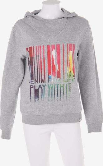 Cross Jeans Sweatshirt & Zip-Up Hoodie in L in Grey, Item view