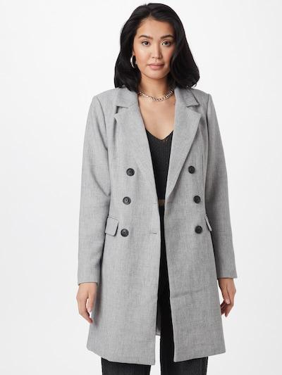 Palton de primăvară-toamnă VERO MODA pe gri amestecat, Vizualizare model