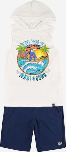 kék / vegyes színek / fehér OVS Szettek 'Maui', Termék nézet