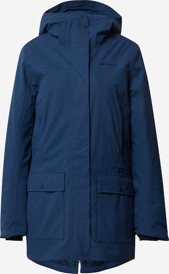 Schöffel Outdoormantel 'Rotterdam' in de kleur Hemelsblauw, Productweergave