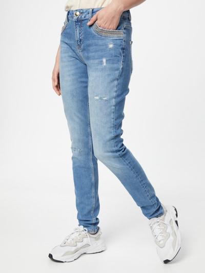 MOS MOSH Jeans 'Bradford Mercury' in blau / hellblau, Modelansicht