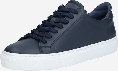 Garment Project Sneaker in navy, Produktansicht