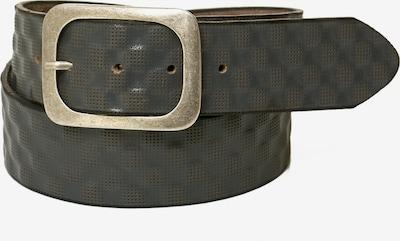 Rusty Neal Gürtel in dunkelgrau, Produktansicht