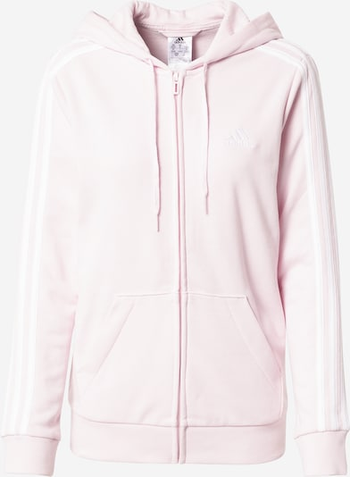 ADIDAS PERFORMANCE Sportovní mikina s kapucí - pastelově růžová / přírodní bílá, Produkt